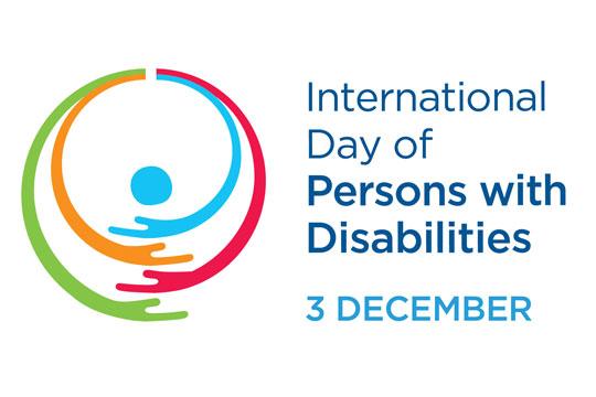 """Featured image for """"Giornata mondiale della persona con disabilità"""""""